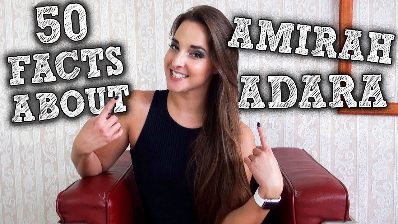 Facts About amira adara Revealed